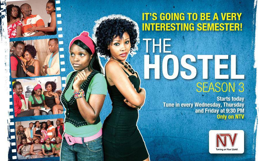 Photo of The Hostel TV series