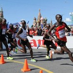Uganda's Kiprotich Wins Men's Marathon World Title