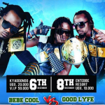 Bebe Cool, Goodlyfe To Handover Car Keys To Lucky Fan At Battle Concert