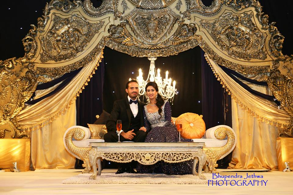 Heres The Most Expensive Wedding Reception In Uganda Thanks To Dr Sudhir