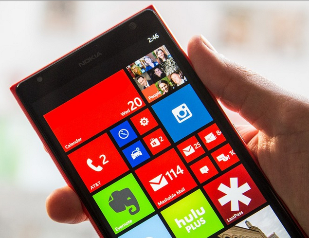 Windows Phone will soon be a little more like iOS and Android.