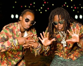 GoodLyfe Duo: Radio and Weasel.