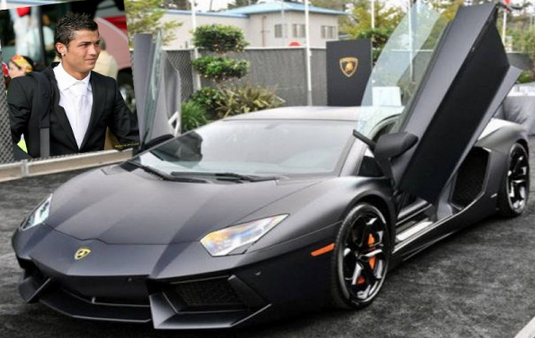 World Cup Stars And Their Super Cars