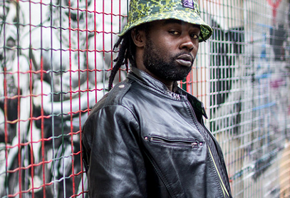 Renowned Rapper, G-RONGI Cries For HELP Over Frustration By Kenyan Embassy In France!