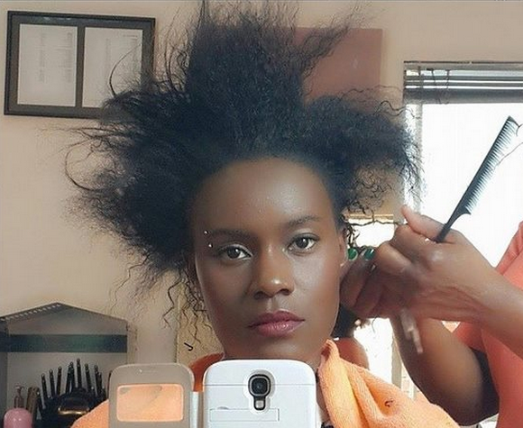 Juliana Kanyomozi cuts her hair short, She Looks so beautiful. | Bigeye.ug - juliana-hair