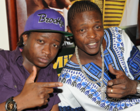 AK47 and Chameleone
