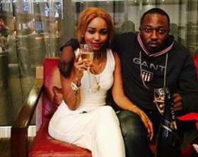 Huddah-King Lawrence