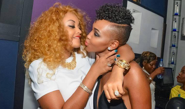 Image result for huddah and zari