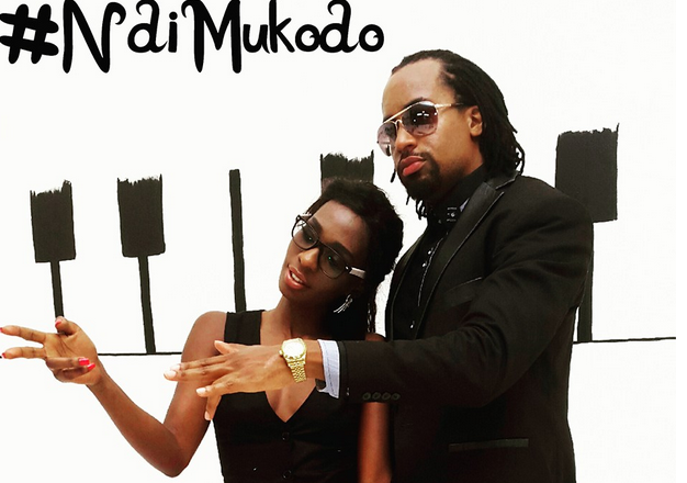 Cindy and Navio in collabo - Ndi Mukodo