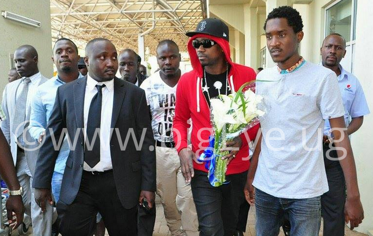 Busy Signal in Kampala for Battle of Champions.