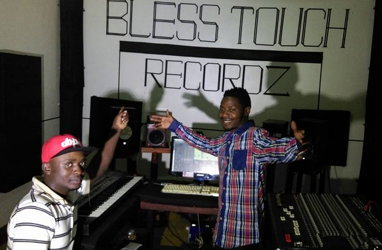 Producer Bless opens his own studio, Bless Touch Recordz.