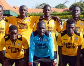 The Saints fc team