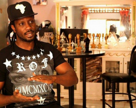 Bebe Cool shows off his accolades