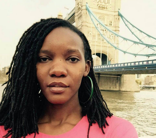 Florence Naluyimba in the UK