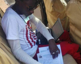 Kalifah Aganaga joins Cavendish University