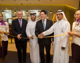 Etihad Airways opens new First Class lounge at Abu Dhabi International Airport