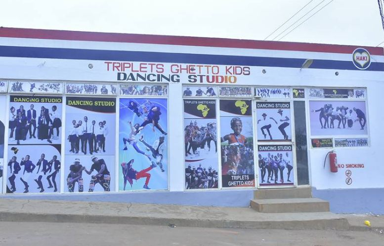 Sitya Loss kids dance studio