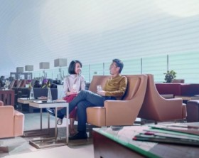 Emirates Skywards members also enjoy a global network of 39 Emirates lounges in major airports including 6 lounges at at Dubai International Airport