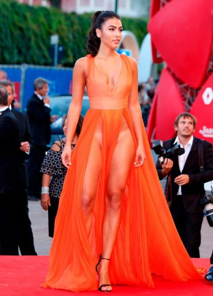 Italian Models Display Their Private Parts In Most