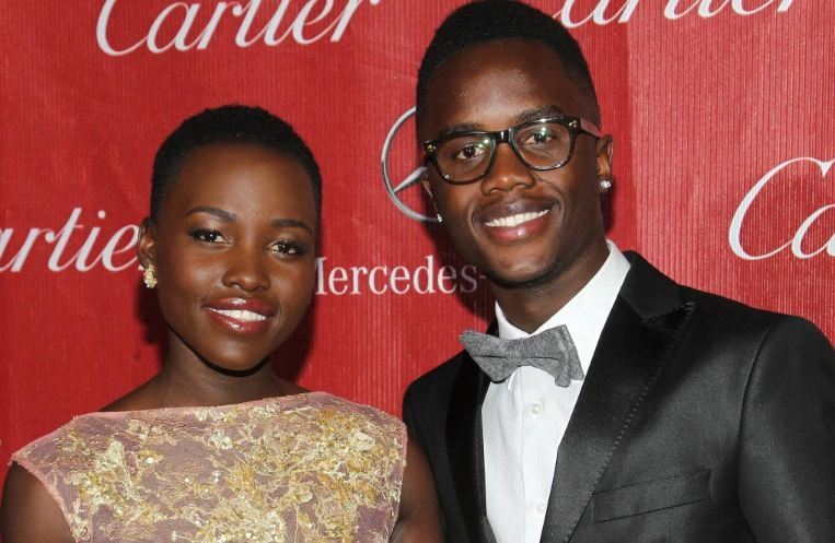Lupita Nyong'o's brother honours father with special ...