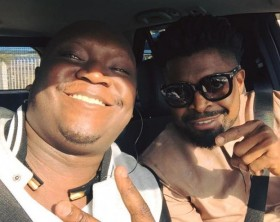 Salvado and Basketmouth