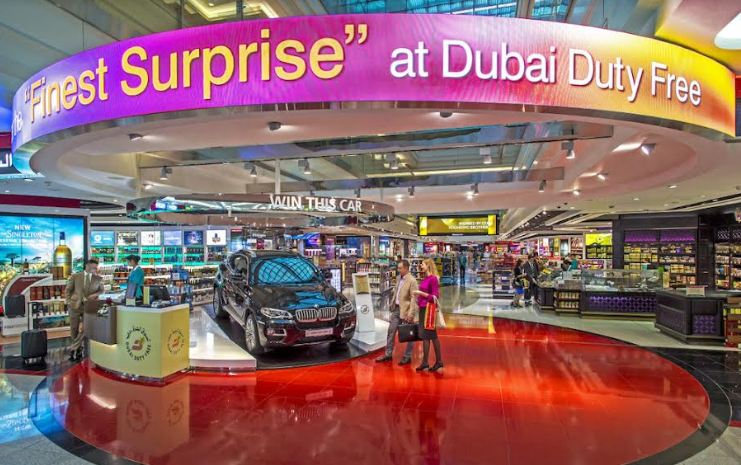 Emirates Skywards members can now redeem Miles at partticipating Dubai Duty Free stores