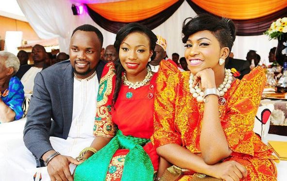 Irene Ntale sister introduces lover