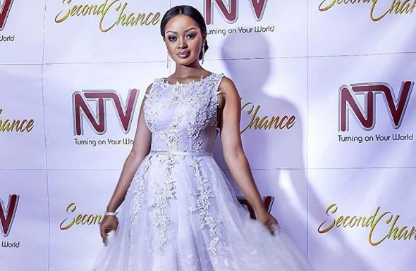 Anitah Fabiola at Second Chance Ug premiere