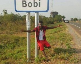 Bobi Wine road