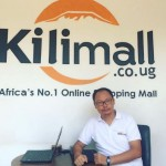 Kilimall country Managing Director, Wang Chengyang