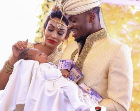 Zari and Diamond finally reveal their son, Nillan's face