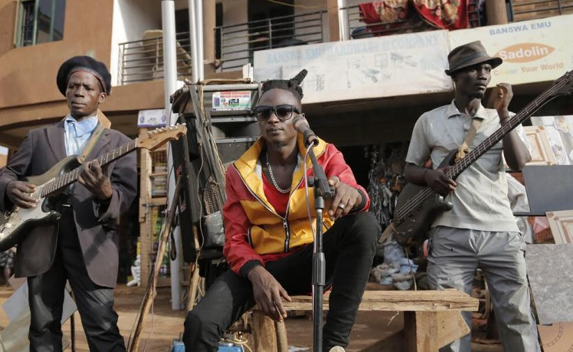 "Kalifah AgaNaga ""Omunyankole"" video"