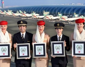 Emirates named the Best Airline in the World in the inaugural TripAdvisor Travelers' Choice® Awards for Airlines.
