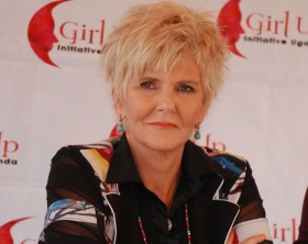 PJ Powers to headline Girl Up charity concert in Uganda