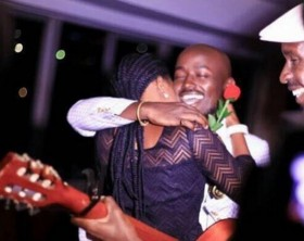 Ykee Benda proposes to girlfriend