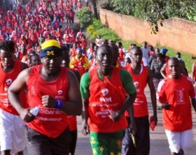 kabaka Birthday Run