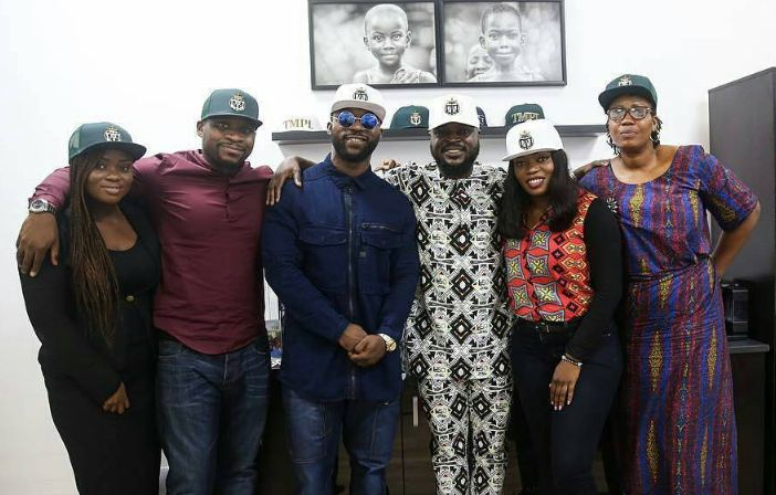 Bisola signed to Temple Management Company (TMC)