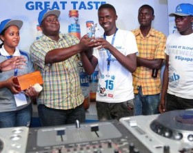 Club DJ Award championship in Mbale