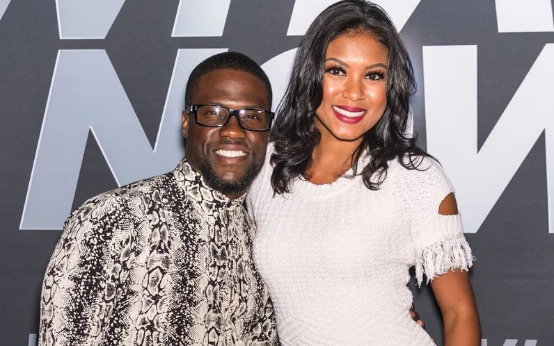 Kevin Hart accused of cheating on pregnant wife. [Video ...