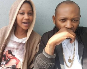 Michelle Yola, Prezzo's ex hanging out with Colonel Mustapha