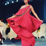 Judith Heard at Collective Fashion Week in Rwanda