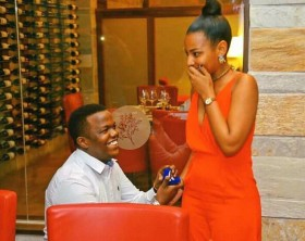 AY proposes to lover