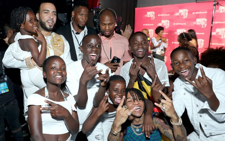 Ghetto Kids with French Montana and Swae Lee
