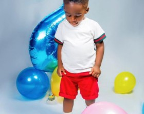 Tiwa Savage son, Jamil