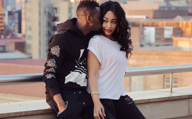 Diamond Platnumz and Zari Hassan