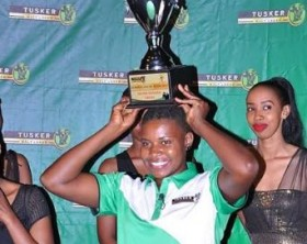 Eaton Angel wins 2017 Uganda Ladies Open
