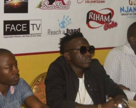 Geosteady concert press conference