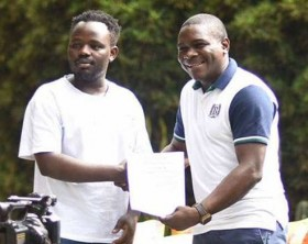 Jack Pemba signs sponsorship agreement with Abryanz