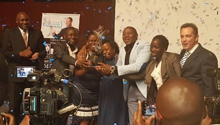 Uganda Breweries Limited awarded best employer 2016/2017 by the The Federation of Uganda Employers.