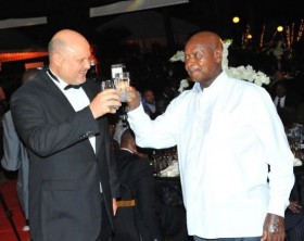 Sheraton Kampala Hotel celebrates 50 years of existence